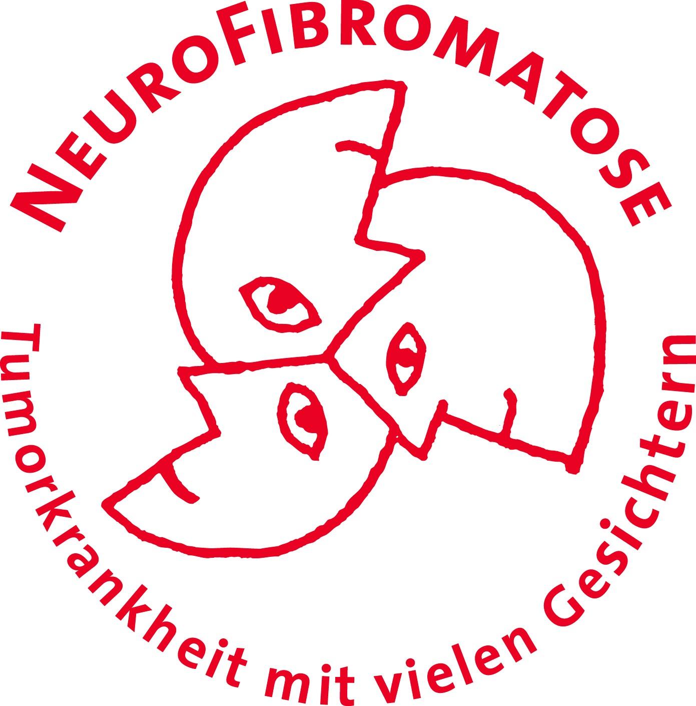 Logo Bundesverband Neurofibromatose rund