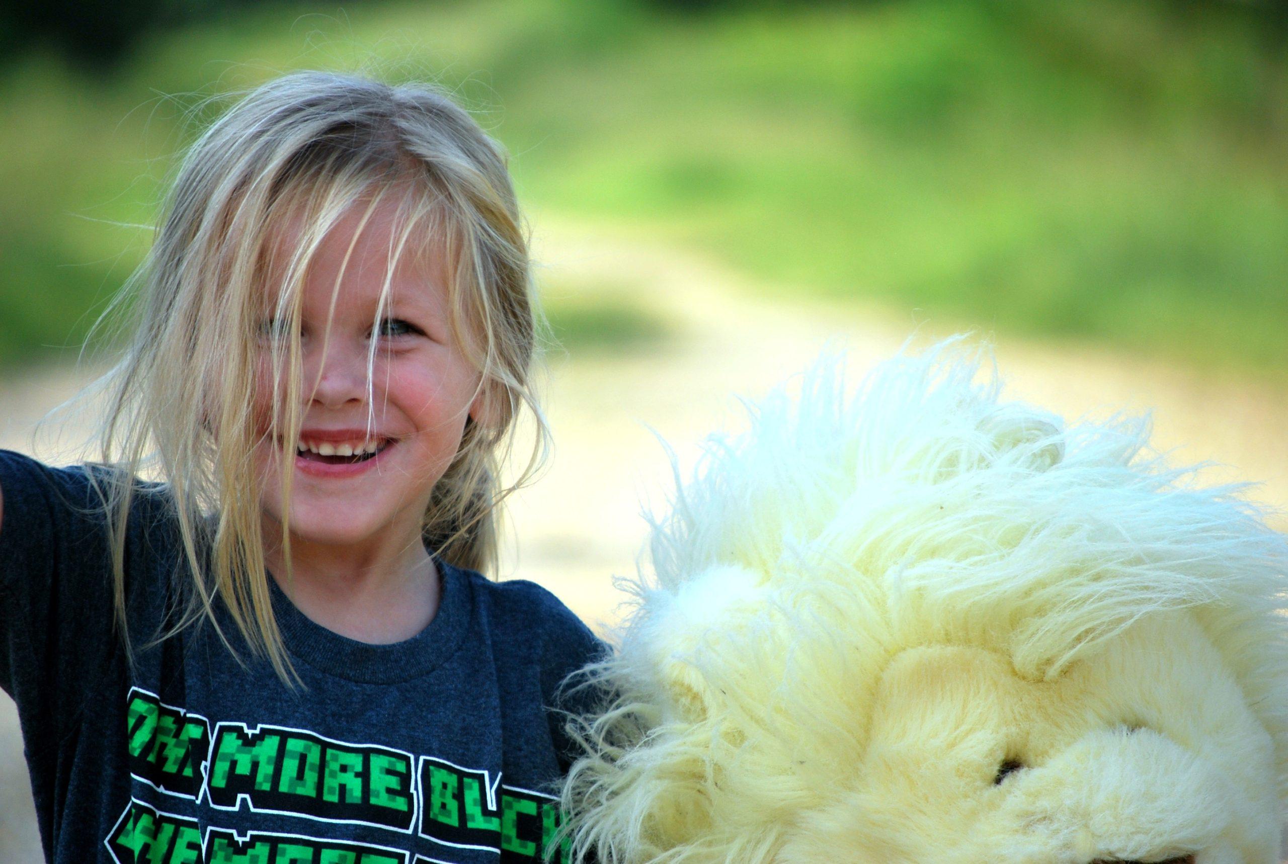 Kind Mädchen Junge Neurofibromatose Spenden Bundesverband