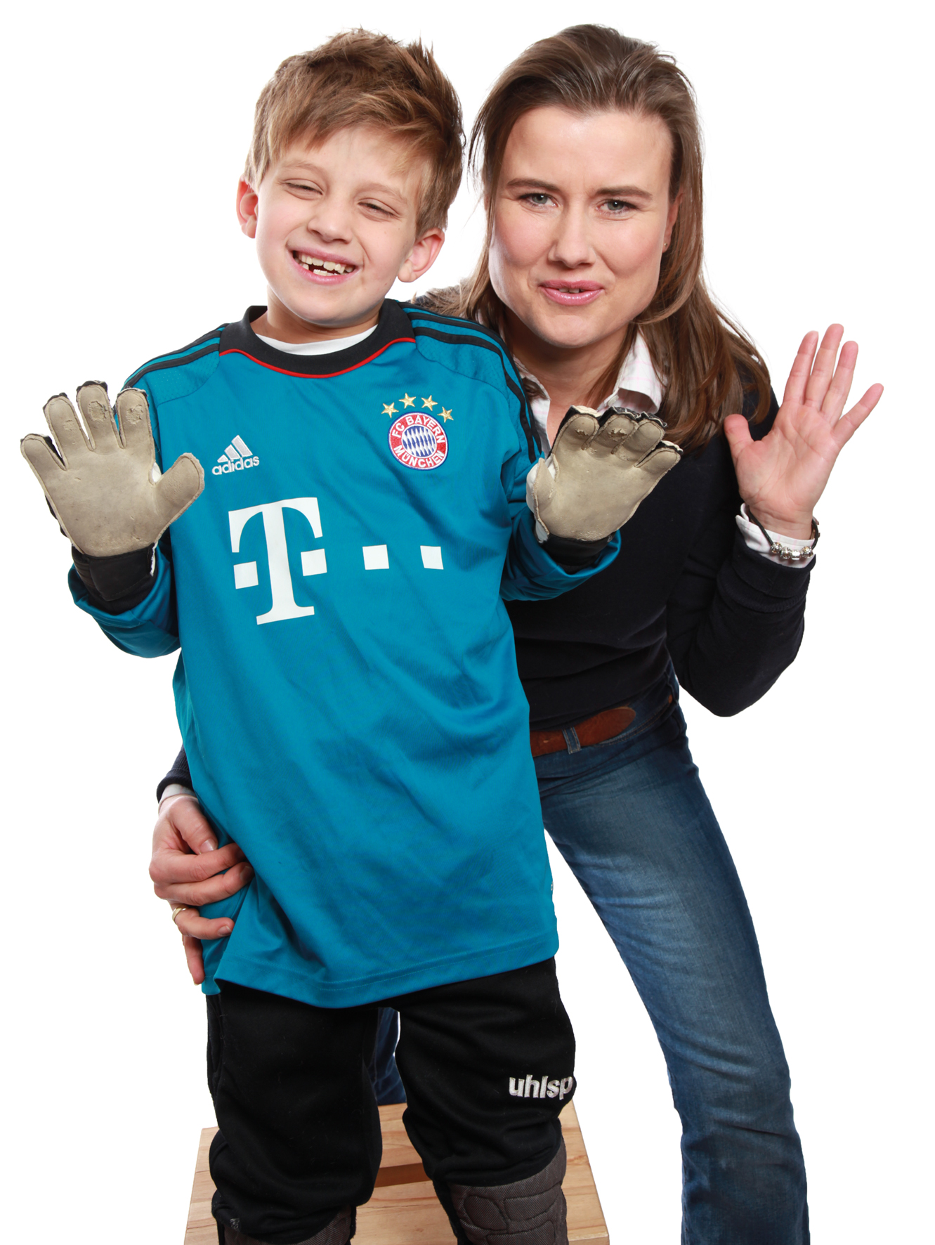 Paul Mutter Neurofibromatose Leben Kind Junge Bundesverband Selbsthilfe