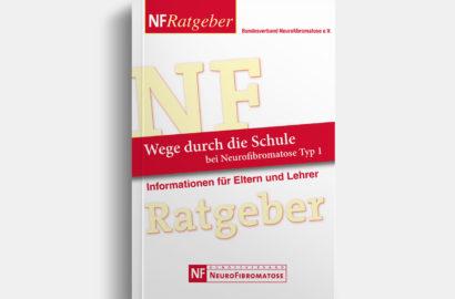 """Broschüre """"Wege durch die Schule bei NF1"""""""
