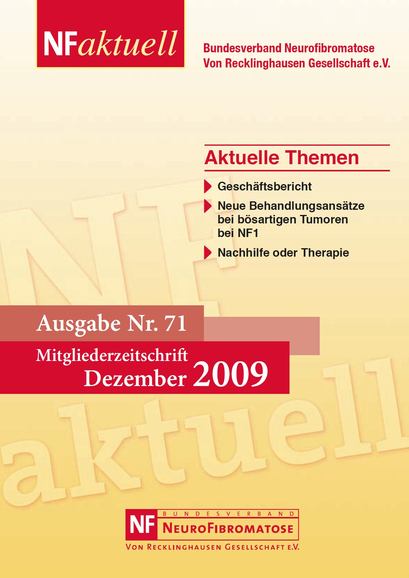 NFaktuell-71-maerz-2009-titel