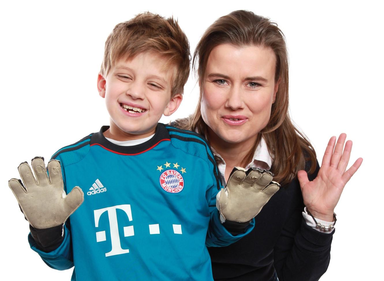 NF Familie Kinder Eltern Neurofibromatose Bundesverband